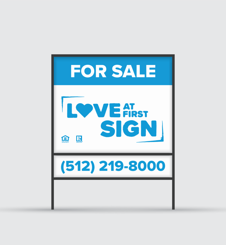 Way to Use Customize Real Estate Signs and Frames for Real Estate Marketing to Improve your Business