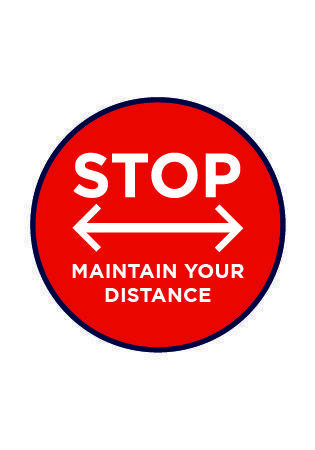 Stop Maintain Your Distance